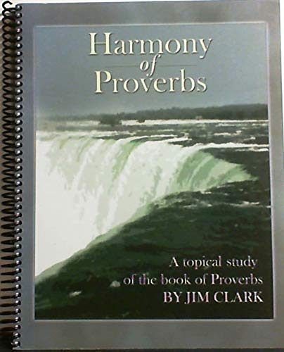 9780972765923: Harmony of Proverbs