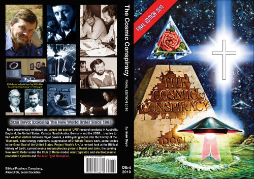 9780972768870: THE COSMIC CONSPIRACY - FINAL EDITION 2010