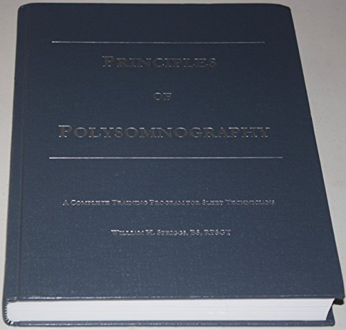 9780972778404: Principles of Polysomnography