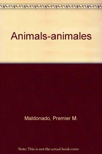 Osmosis: Animals-Animales Interactive Book: Premier M. Maldonado