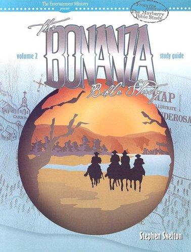 9780972800334: Bonanza Bible Study, volume 2: Study Guide