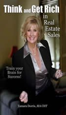 9780972822992: Think and Get Rich in Real Estate Sales: Train Your Brain for Success