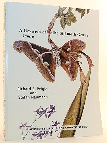 9780972826600: A revision of the silkmoth genus Samia