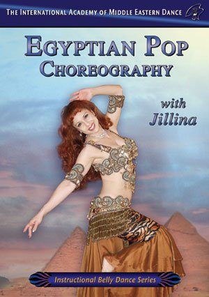 9780972828420: Egyptian Pop Choreography Belly Dance Instructional - DVD