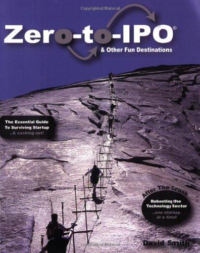 9780972832823: Zero-to-IPO