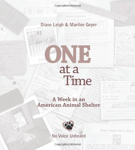 9780972838702: One at a Time: A Week in an American Animal Shelter