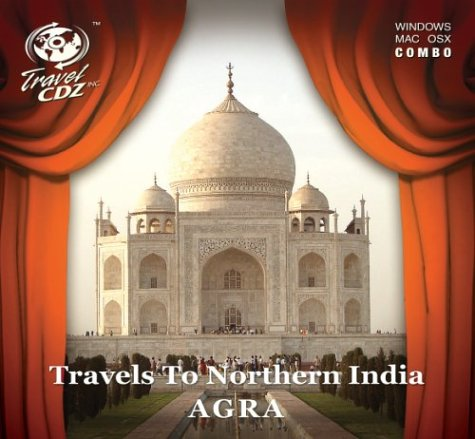 9780972839013: Travels to Northern India: Agra
