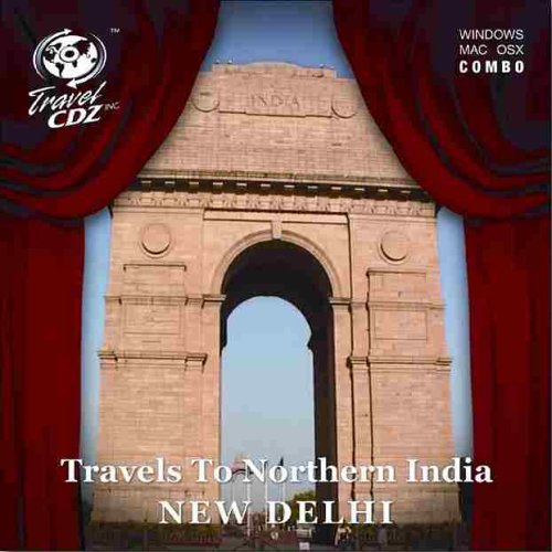 9780972839020: Travels to Northern India: New Delhi
