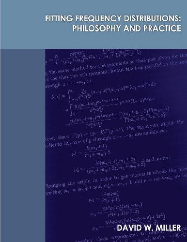 9780972845700: Fitting Frequency Distributions: Philosophy and Practice