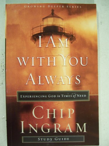 9780972850209: I Am With You Always: Study Guide