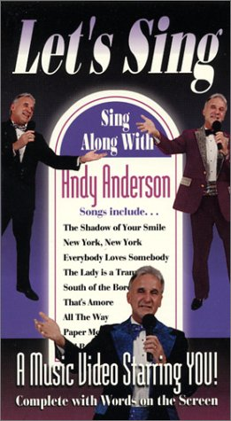 9780972861502: Let's Sing [VHS]