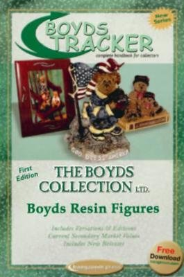 9780972864633: Boyds Tracker Complete Handbook for Collectors (The Boyds Collection Ltd.)