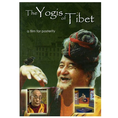 9780972888714: The Yogis of Tibet - a film for posterity [Reino Unido] [DVD]