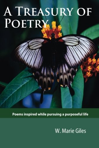 9780972894432: A Treasury of Poetry: Poems inspired while pursuing a purposeful life