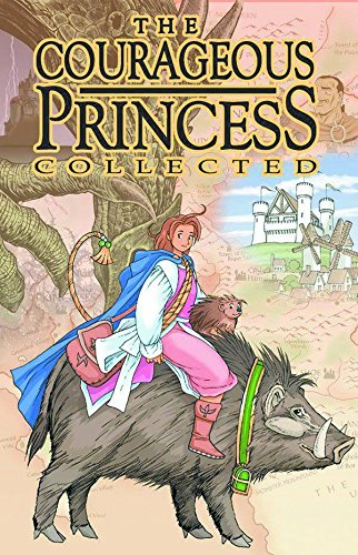 9780972897860: Courageous Princess Masterpiece Edition