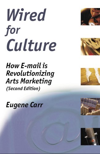 9780972914130: Wired For Culture: How E-mail is Revolutionizing Arts Marketing (Second Edition)