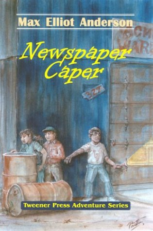 9780972925648: Newspaper Caper (Tweener Press Adventure Series #1)