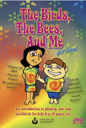 9780972928427: The Birds, the Bees and Me: For Boys