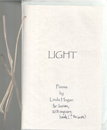 9780972937146: Light: Poems