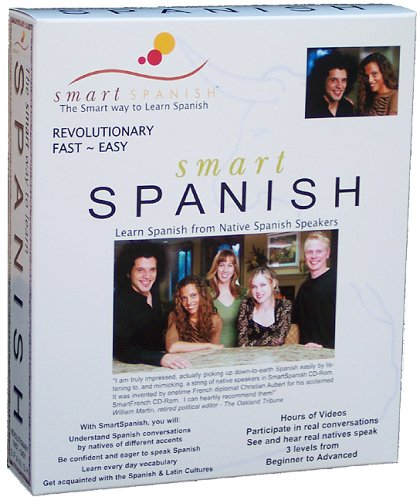 9780972947459: SmartSpanish CD-ROM - The smart way to learn spanish (English and Spanish Edition)