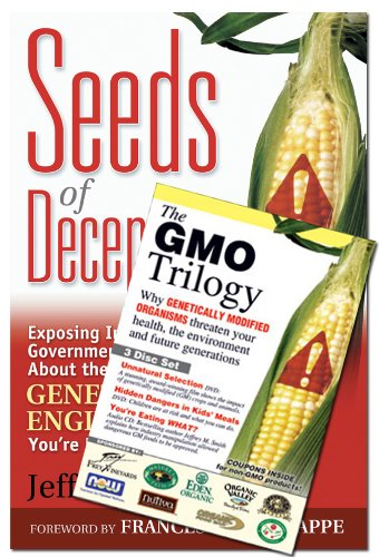 Seeds of Deception and Gmo Trilogy (Book and DVD Bundle) [With CD/DVD]