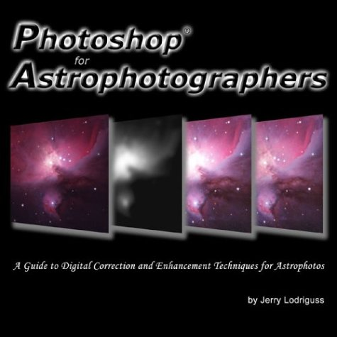 9780972973731: Photoshop for Astrophotographers