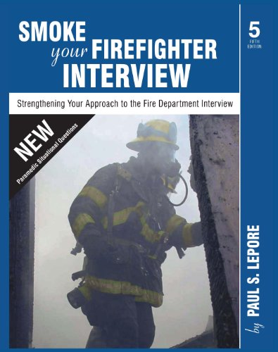 9780972993456: Smoke your Firefighter Interview