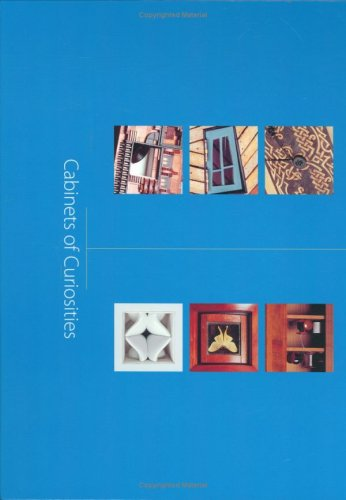 9780972994309: Cabinets of Curiosities