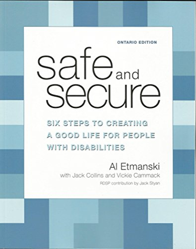 Safe and Secure - Six Steps to: Etmanski, Al with