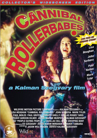 9780973057232: Cannibal Rollerbabes