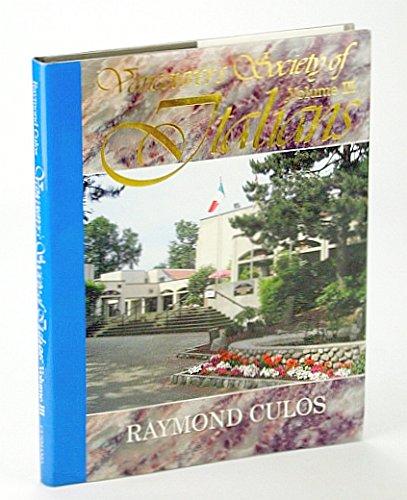 Vancouver's Society of Italians, Volume III. (3): Culos, Raymond