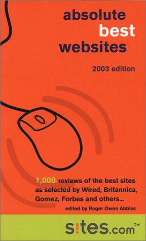9780973102109: Absolute Best Websites