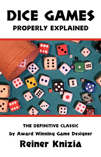 9780973105216: Dice Games Properly Explained
