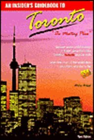 9780973114508: An Insider's Guidebook to Toronto