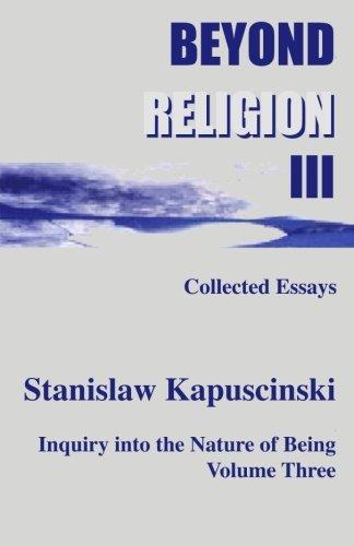 9780973118421: Beyond Religion III (Volume 3)
