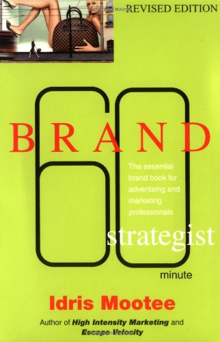 9780973130836: 60-minute Brand Strategist