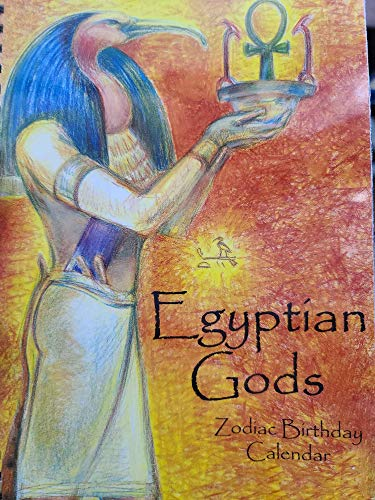 Egyptian Gods Zodiac Birthday Calendar: Annie Bones
