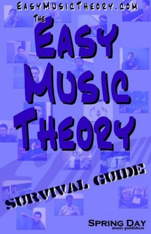 9780973162714: Easy Music Theory Survival Guide