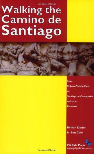 Walking the Camino de Santiago: Davies, Bethan, Cole,
