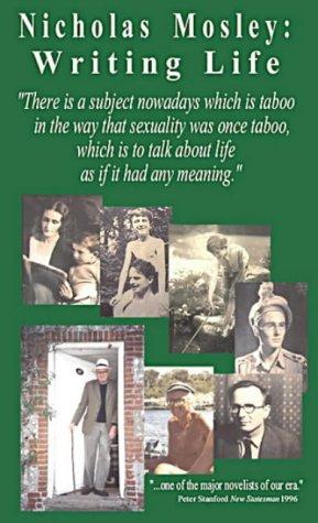 9780973174304: Nicholas Mosley: Writing Life [VHS]