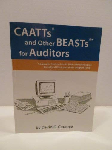 9780973181241: CAATTs and Other BEASTs for Auditors, Third Edition