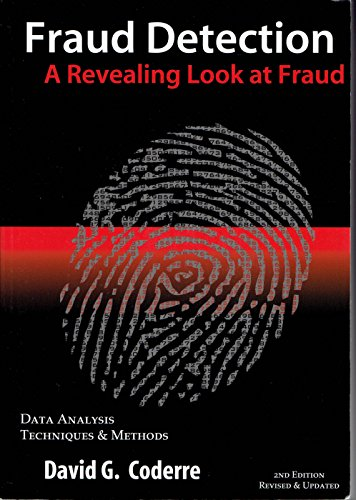 9780973181272: Fraud Detection: A Revealing Look at Fraud