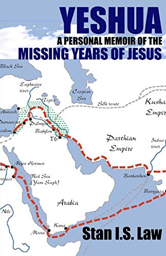 9780973187236: Yeshua a Personal Memoir of the Missing Years of Jesus