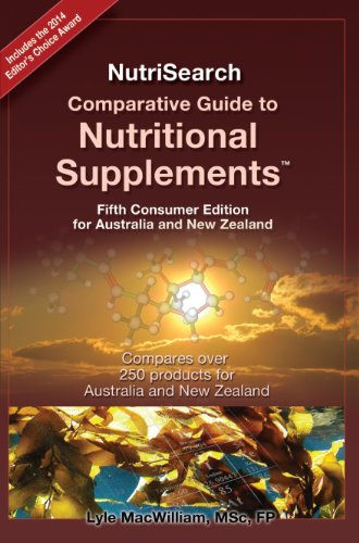 9780973253894: NutriSearch Comparative Guide to Nutritional Supplements (2014 Consumer Edition for Australia & New Zealand)