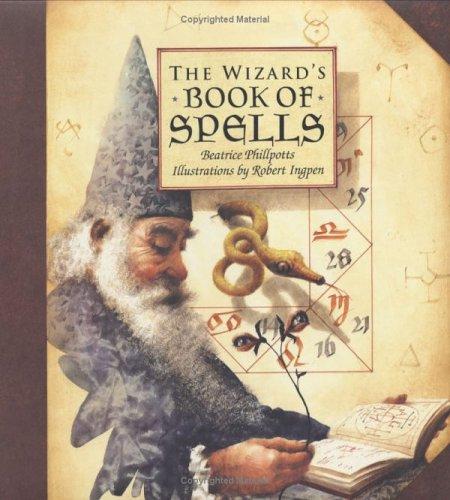 9780973271300: The Wizard's Book of Spells
