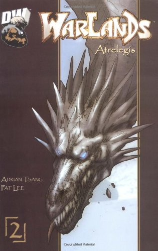 Warlands, Vol. 2: Atrelegis (9780973278637) by Adrian Tsang