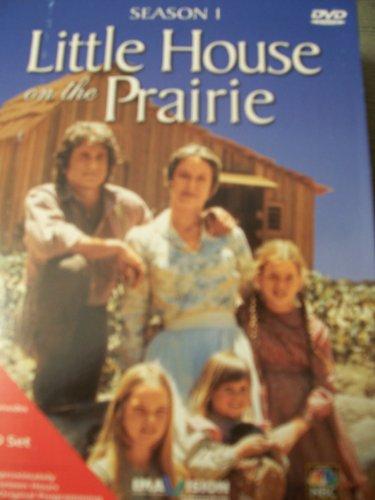 9780973292909: Little House On the Prairie: Season 1