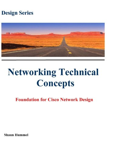 9780973379815: Networking Technical Concepts: Foundation for Cisco Network Design