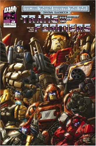 Transformers Generation One: More Than Meets The