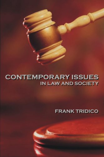 Contemporary Issues in Law and Society: Tridico, Frank